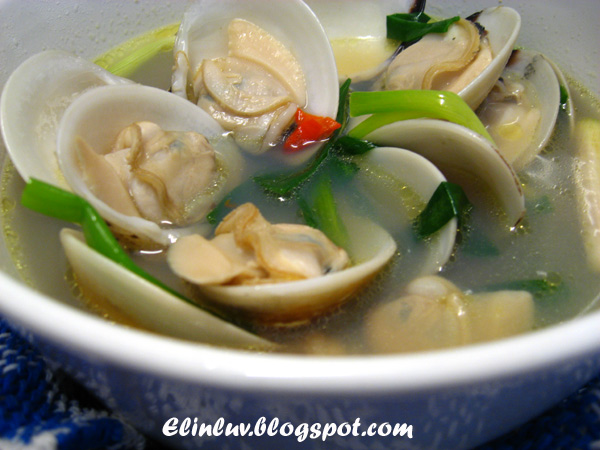 how to cook sea clams