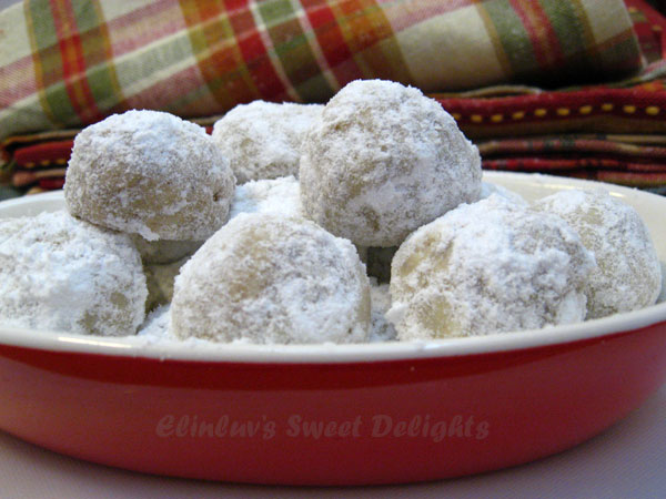Elinluv's Sweet Delights: Roasted Chestnut Cookies