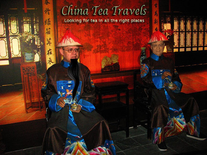 China Tea Travels