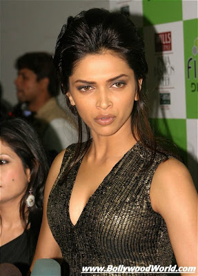 Deepika Padukone fashion week