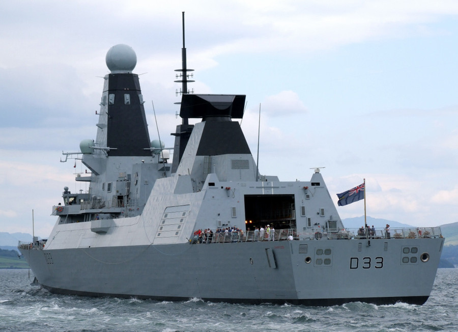 hms dauntless type 45 class destroyers bae systems