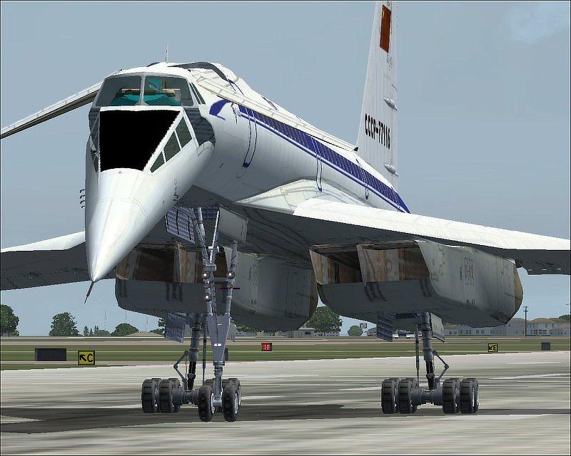 Tupolev Tu-144