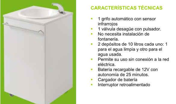 Blog de quiros lavabo portatil caso raro - Lavabo portatil ...