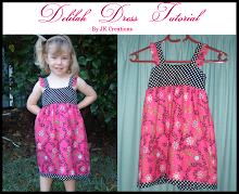 Delilah dress Tutorial