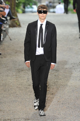 the whistler: dior homme ss09