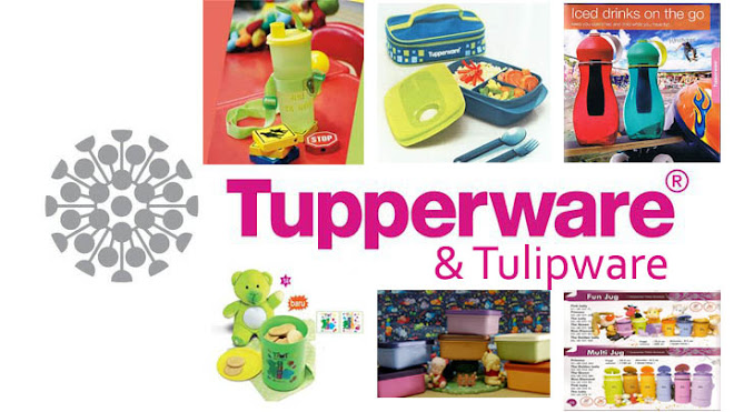 Tulip and Tupperware