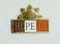 Election Duty Badge
