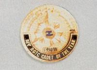 Cadet of the Year Badge