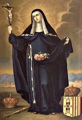 Stª Isabel de Portugal ( * Saragoça [Aragão/Espanha] + Estremoz)