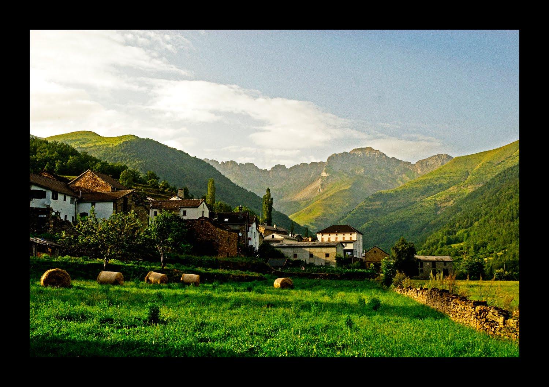 Seguimos con este precioso pueblo Linas de Broto.