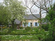 autre maison dans la propriété où mon fils Jérôme et sa petite famille aiment séjourner