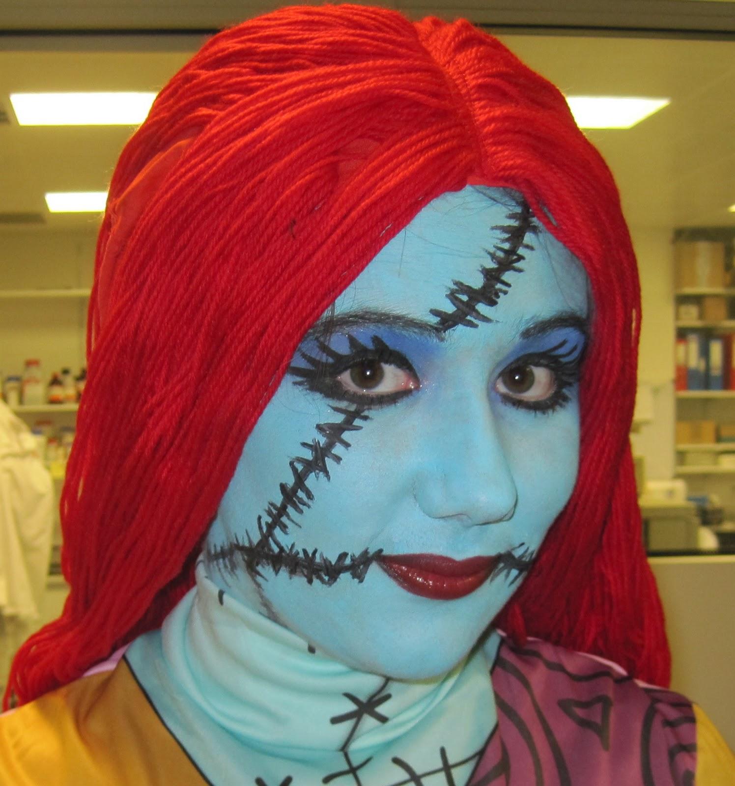 Halloween Body Painting