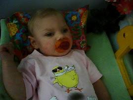 Sara 17 months