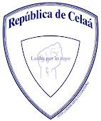 Bandera Oficial De República Celaá