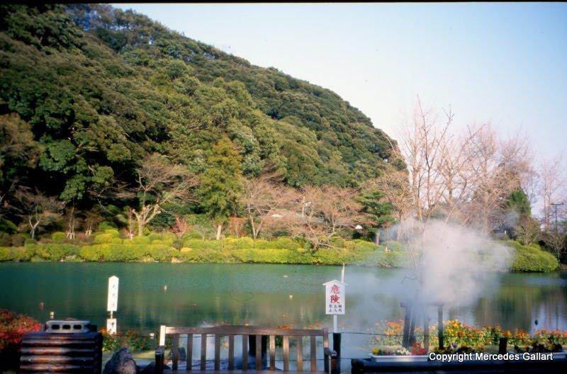 Baños Termales Japon: vale la pena acercarse solo ya por la variedad de baños termales