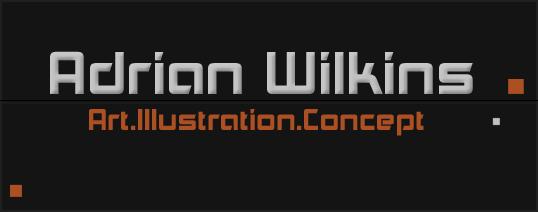 Adrian Wilkins Art