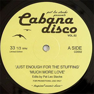 Pat Les Stache Presents Cabana Disco Vol.02