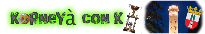 Korneyà se escribe con K