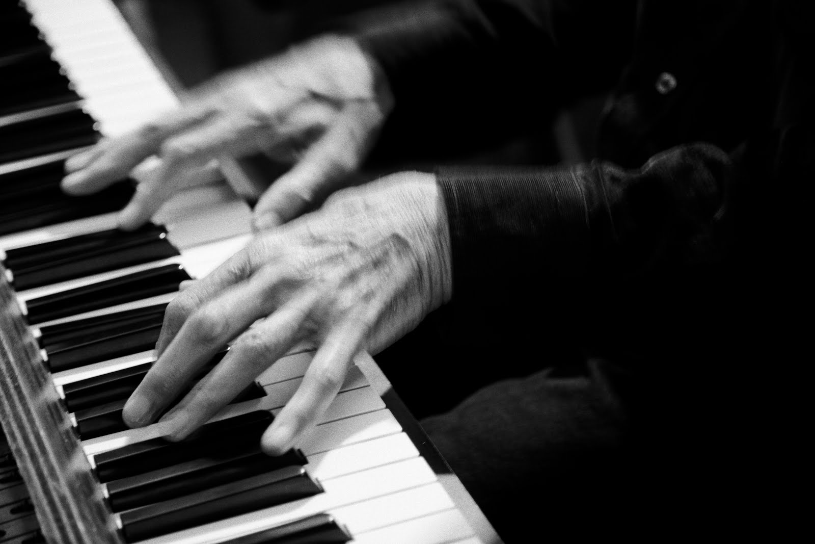 Pianist, practising. | Artists at Work | Pinterest