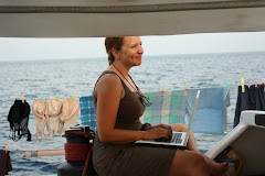 Blogging at Sea