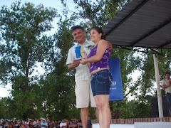 Presidente da Câmara entrega Prêmio de Melhor Torcida