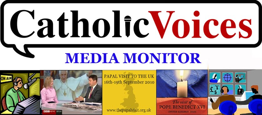 CATHOLIC VOICES MEDIA MONITOR