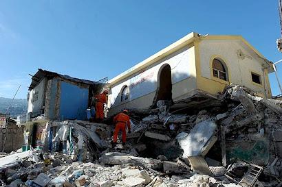 TERROMOTO NO HAITI É A MAIOR TRAGÉDIA DA HISTÓRIA DA HUMANIDADE - CLIQUE NA IMAGEM PARA LER