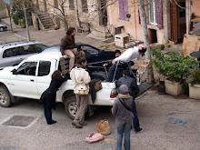 """""""Le regard des autres"""" Le tournage"""