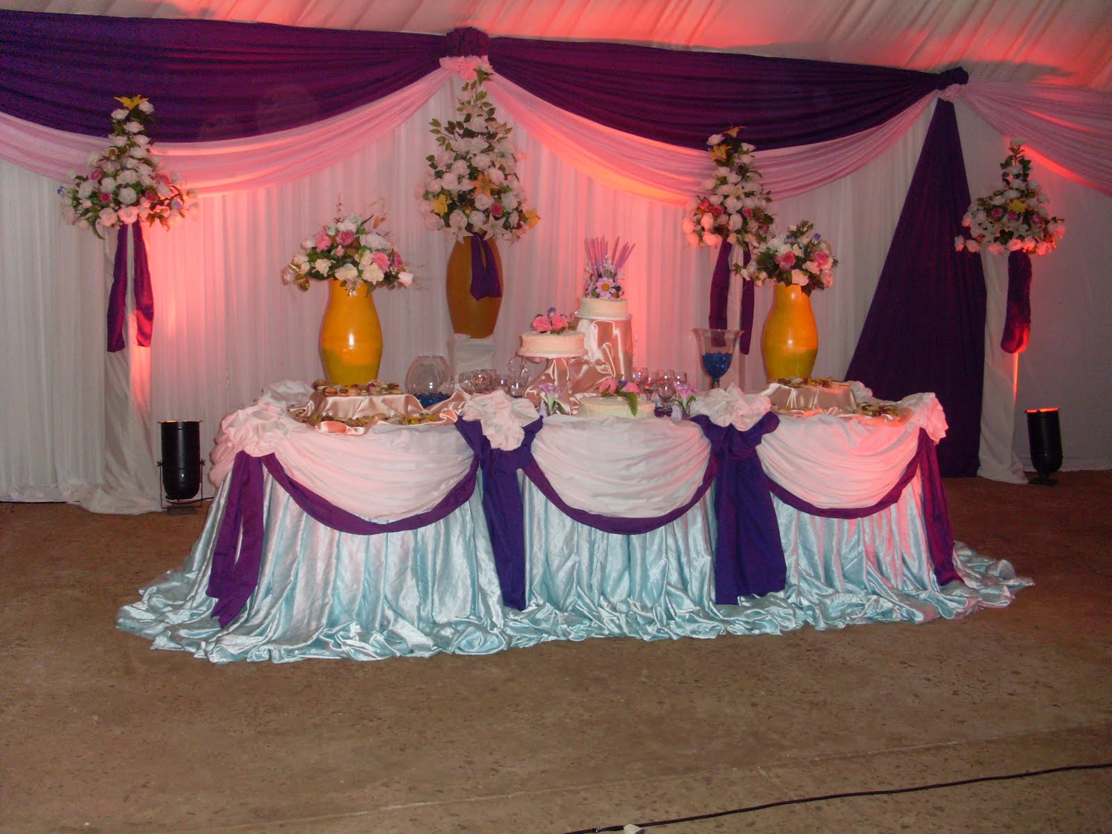 Decoraciones eventos fiestas for Decoracion y ambientacion de eventos
