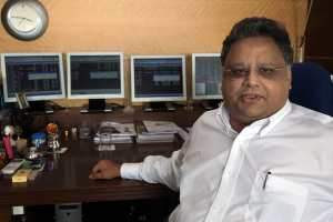 Interview And Short Biography Of Rakesh Jhunjhunwala Published In UAE Newspapaer