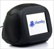 chumby alarm clock