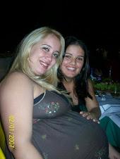 Kelly gravida da Millena