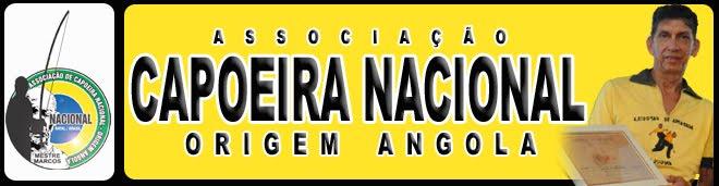 CAPOEIRA NACIONAL - ORIGEM ANGOLA