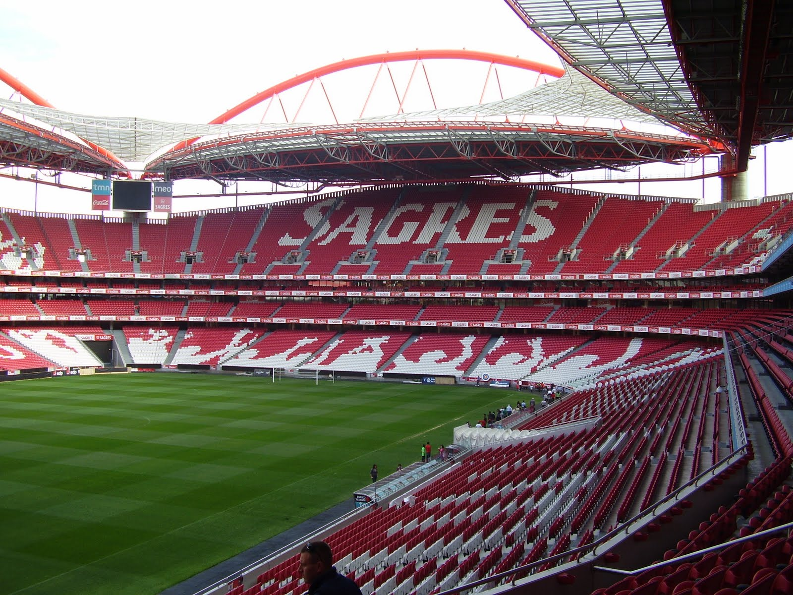 Catenaccio 2 sport lisboa e benfica fans twitter meeting for Piso 0 inferior estadio da luz