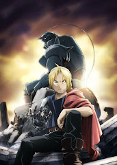 FULL METAL ALCHEMIST-BROTHERHOOD