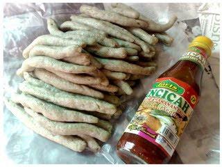 Keropok Lekor - Fish Sausage