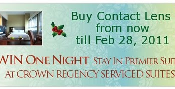 Win 1 Night Stay in PREMIER SUITE at CROWN REGENCY!!!