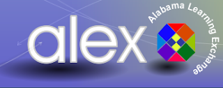 A picture of the word ALEX
