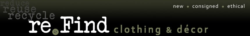 reFind clothing & decor