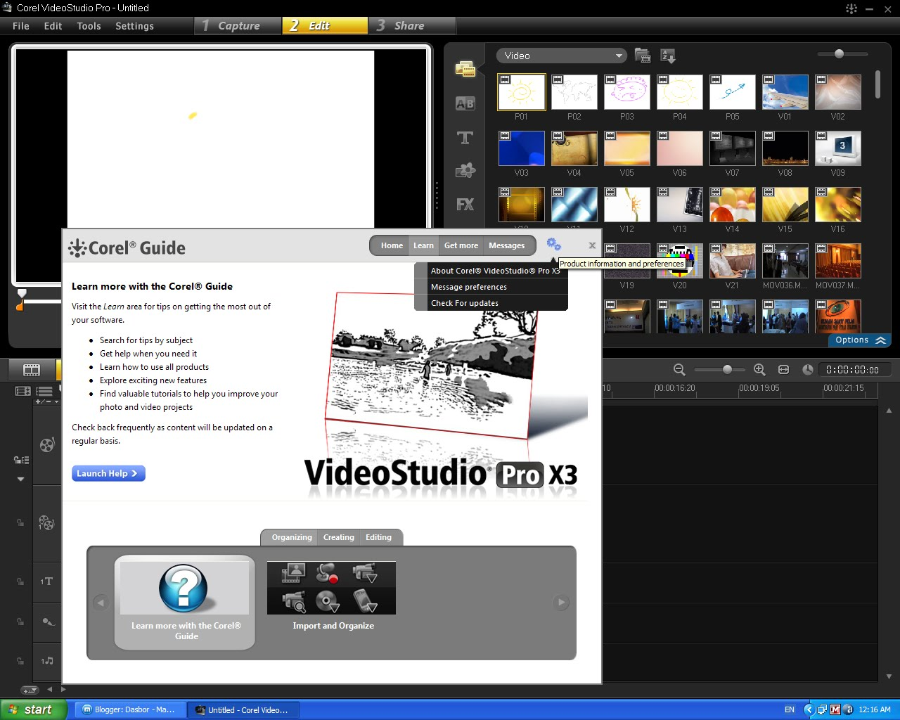 Corel VideoStudio X3 Final