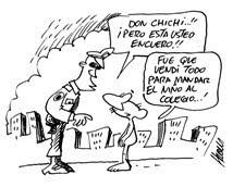 DON CHICHI LO VENDE TODO