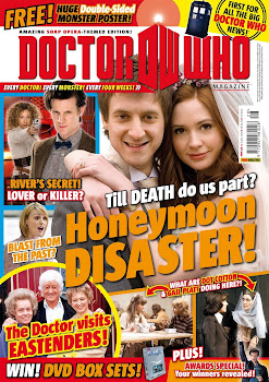 Doctor Who Magazine 428