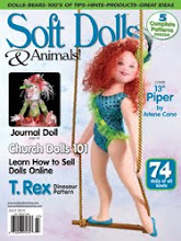 Soft Dolls and Animals July Issue