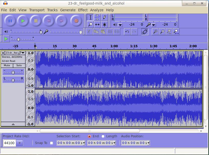 Tech Thoughts: 5 Useful Audio Apps For Ubuntu Linux