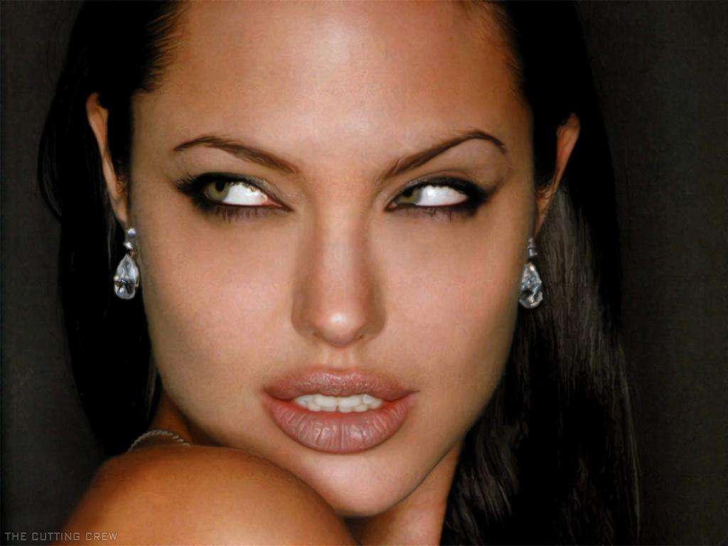 Online Hollywood Celeb... Angelina Jolie