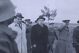Presidente de la República a Madrid y frentes del Centro Fuerzas de la 43 Brigada