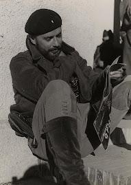 Randall Sollenberger, médico americano, miliciano del Blon Thaelmann