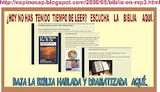 BAJA AQUI LA BIBLIA DRAMATIZADA