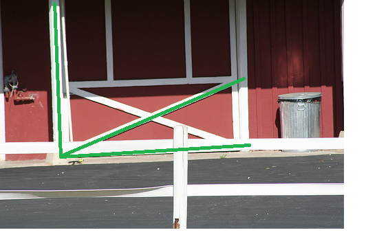 Vertical Angles In Real Life : Geometry scavenger hunt project activity i
