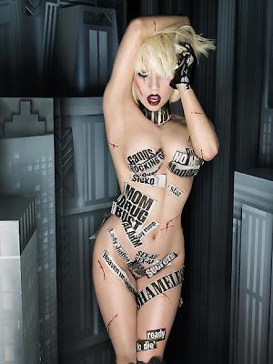 Lady Gaga. LADY GAGA SHAKIRA